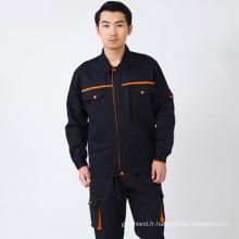Veste de survêtement pour homme, Vêtements de travail en mine de charbon, Veste réfléchissante de sécurité