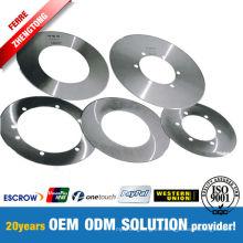Fábrica de discos de corte de fibra de alta eficiencia
