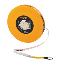 Impressão de logotipos Fita de medição com gancho magnético de borracha