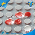 Etiqueta de etiqueta sensível à água de alta qualidade, adesivo adesivo decolorado na China por atacado