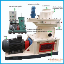 CE Approved Biomass Pellet Mill for Sale