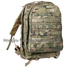 Solid Nylon Wearproof Outdoor Sport Escalada Camping caminhadas Backpack (HY-B010)