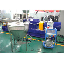 water-cooling strands pelletizer twin screw granulator