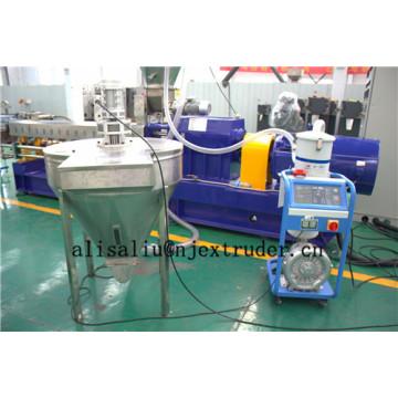 water-cooling strands pelletizer twin screw granulator