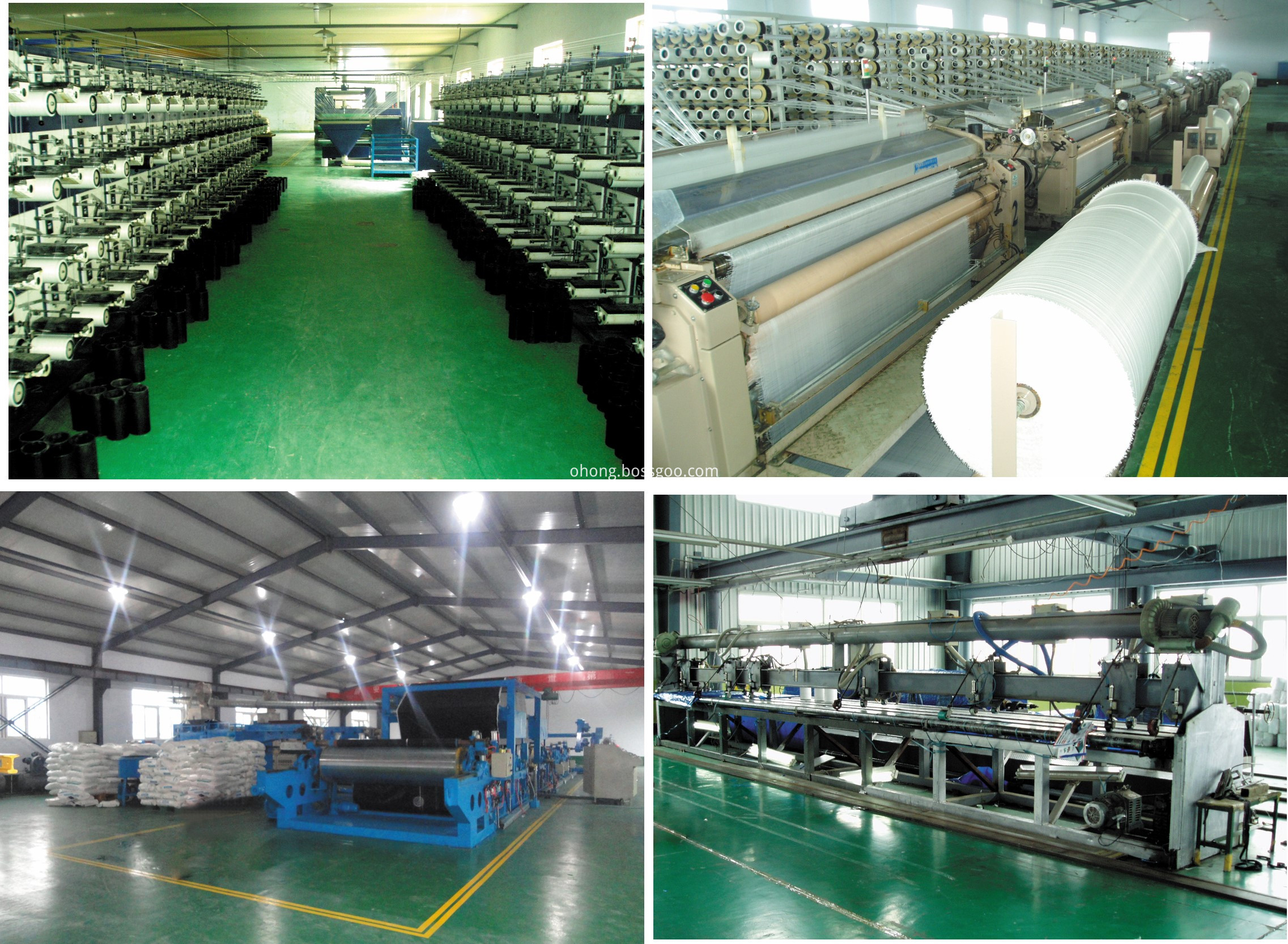 Pe Tarpaulin Production Line