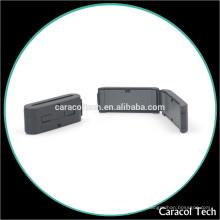 Clavija de ferrita suave de la abrazadera de cable de la supresión SCFS33.5X6.8 EMI para el circuito de la flexión