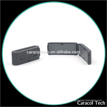 SCFS33.5X6.8 EMI Suppression Cable Clamp Soft Ferrite Core For Flex Circuit
