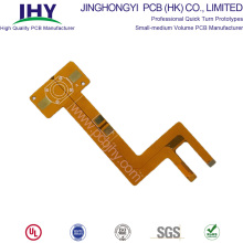 Cable de transferencia plano flexible FPC de 3 capas