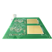 "BentePCB IT180 Prototype PCB 2 Layers PCB ENIG 3u"""