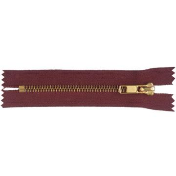 Brass Zipper 7028