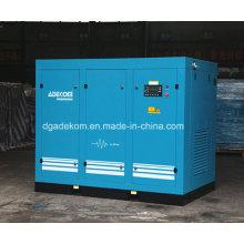 Industrie de ciment VSD vis 4bar Lp compresseur d'air (KE132L-4 INV)