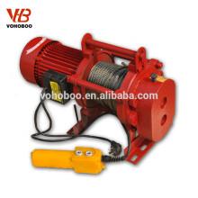 Grua elétrica do guincho da CA KCD de 380 volts