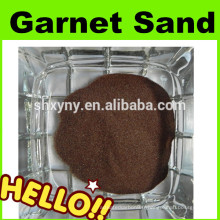 Grenat abrasif sable 80 mesh pour le sablage / découpe au jet d'eau