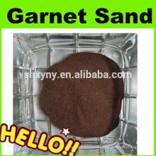 Grade abrasiva Sand 80 mesh para jateamento / corte a jato de água