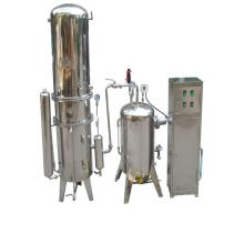 Auto descaling water distiller for pharmaceutical factory