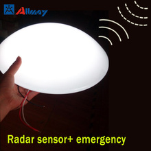 LED Emergency Flush Light with Microwave Sensor