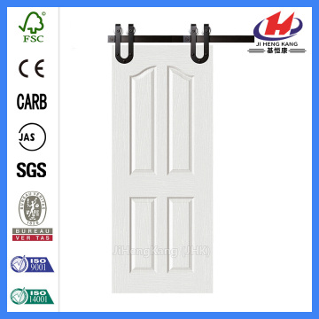 *JHK-004  Wood Barn Doors Barn Door Sale Acrylic Barn Door