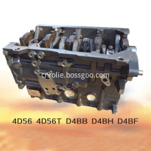4D56 4D56T D4BB D4BH D4BF Engine short block auto parts