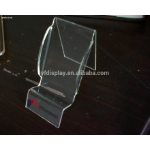 Affichage acrylique de téléphone portable de haute qualité