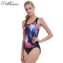 Ladies fashion bathing suits plus size swimwear