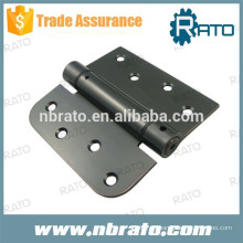 RH-107 aço inoxidável srping dobradiça de 180 graus