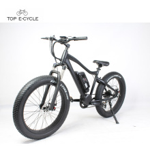 Precio de presupuesto enduro 8Fun mediados de cigüeñal motor grasa neumático cuesta abajo bicicleta eléctrica de montaña