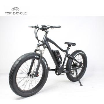 Budget-Preis enduro 8Fun Mitte Kurbelmotor fetten Reifen Downhill Mountain E-Bike