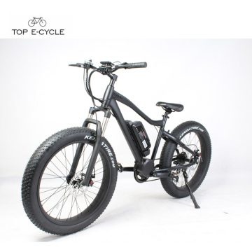 Бюджетная цена эндуро 8Fun средний мотылевый мотор жир автошины горные горный электрический велосипед