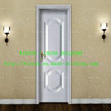 Porte en acier profondément sculptée Intérieur Porte en acier Couleurs Porte en acier