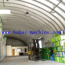 Bohai Screw-Jointed No-Girder Arch Building