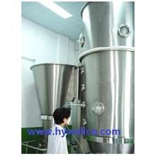 Revestidor especial de granulador em pó químico