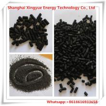 Carvão ativado para grânulos de grão de carvão antracite para indústria