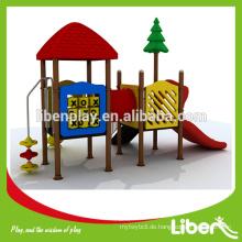 Wenzhou Liben Kleine Hinterhof Spiel-Strukturen für Kinder