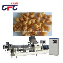 Fried Wheat Flour Chips Production Machine