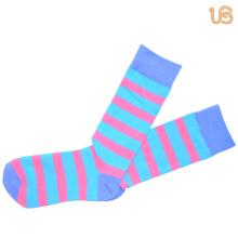 Мужская полоса шаблон счастливый носок