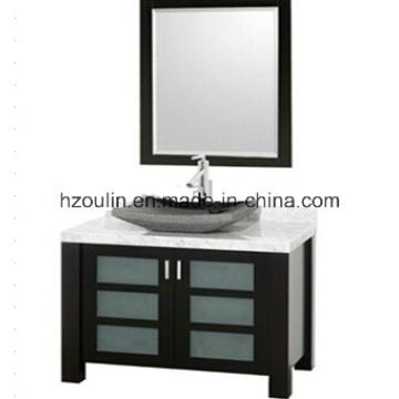 Solid Wood Bathroom Vanity (BA-1142)