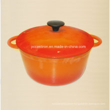 OEM ODM Service Casserole kitchenware Factory in China Dia 24cm
