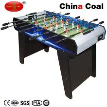 Mini fútbol mesa de juego de fútbol cubierta