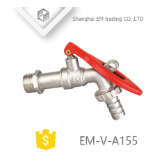 EM-V-A155 Brass lockable long body garden water bibcock tap