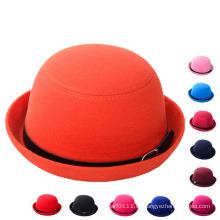 Dame Fashion Imitation Wolle Winter Top Freizeit Bucket Hat (YKY3229)