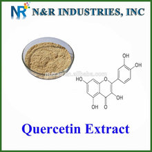 Vente en gros de quercétine / quercétine en poudre / quercétine 117-39-5