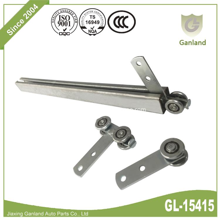 Rail for curtain roller GL-15415
