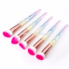 4pcs travel make up brush set
