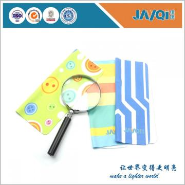 100%Polyester Microfiber Cleaning Cloth for Eyeglass