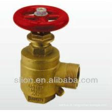 Válvula de latão superior - Válvula de hidrante - Aprovação de FM