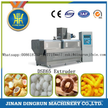 Puffed Corn Snack Food Extruder Dryer Cheetos Machines