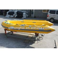 pequeno barco HH-RIB330 com CE