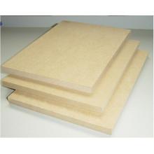 1830X3660X16mm E2 Möbel Plain MDF Board / Raw MDF Blatt / Melamin MDF