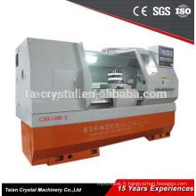 CK6150 Fanuc cnc tournant lourd tour cnc avec CE ISO