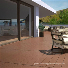 New Composite Wood Decking for Villa Decoration